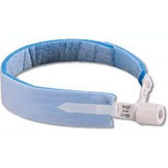 EA/1 - Dale 240 Blue Trach Tube Holder, One Size