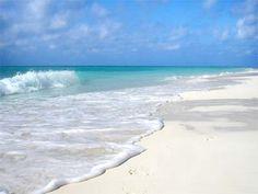 Cayo Santa Maria, Cuba. Favorite beach destination so far.