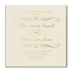 Royalty - Invitation