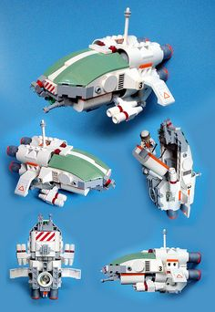 LEGO LCPDi, by Buster®