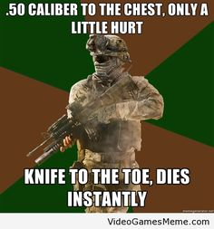 Call Of Duty irritates me when this happens - http://www.videogamesmeme.com/memes/call-of-duty-irritates-me-when-this-happens/
