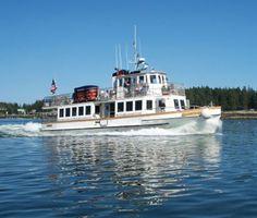 Monhegan Boat Line - Monhegan Boat Line has provided year round ferry service to Monhegan Island for nearly 100 years.