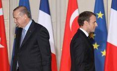 Islam France, Ankara, Condolence Messages, Turkey Calling, French President, Urdu News, Emmanuel Macron, Head Of State, Muslim