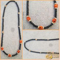 #necklace #skulls #beads #nyamasworld