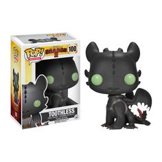 POP FIGURE HOW TO TRAIN YOUR DRAGON - TOOTHLESS - Too Cool For School