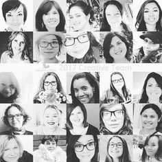 So excited to be a part of the 2017 @gossamerblue creative team with so many other talented ladies!