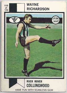 collingwood football cards - Google Search