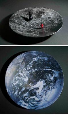 """""""Space Bowls"""" by Sebastian Errazuriz"""
