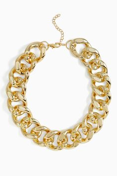 Living Large Collar Necklace | Nasty Gal