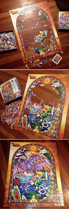 Legend Of Zelda Wind Waker Puzzle