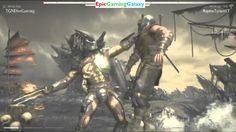 The Predator VS Scorpion In A Mortal Kombat X Xbox Live Match / Battle / Fight This video showcases Gameplay of The Predator VS Scorpion In A Mortal Kombat X Xbox Live Match / Battle / Fight