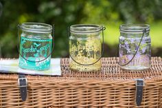 Pop some little tealights into these cute jars to create a cosy atmosphere on summer nights. £1.99 each at Sue Ryder.