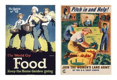 American Gardener: Victory Gardens in The BULLETIN at Terrain