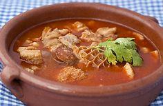 Recept na Dršťková polévka našich babiček