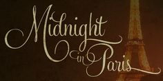 Paris midnight in screenplay pdf