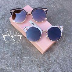 thє humαn hєαrt íѕ ѕuch α trєαchєrσuѕ thíng: @ G҉r҉a҉c҉e҉ E҉… – Les meilleurs designs de bijoux avec vous Round Lens Sunglasses, Cute Sunglasses, Cat Eye Sunglasses, Sunglasses Women, Sunnies, Cool Glasses, Glasses Frames, Lunette Style, Fashion Eye Glasses