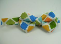 (9) Name: 'Sewing : Boy's Bow Tie