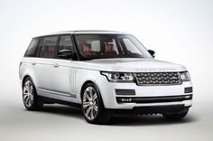 The debut of the new 2014 Land Rover Range Rover Long Wheelbase model is set for the 2013 Los Angeles Auto Show, while the new 2014 Land Rover Range Rover Autobiography Black will make its debut at the 2013 Dubai Auto Show. Range Rover 2014, Range Rover Sport, Range Rovers, Range Rover Lwb, Range Rover White, The New Range Rover, New Land Rover, Best Small Suv, Best Suv