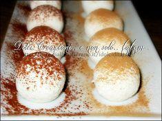 Bon Bons Ricotta e Cocco Una ricetta veloce e semplice per i Bon Bons Ricotta e Cocco, un delizioso dolcetto fresco e veloce a base di ricotta e cocco