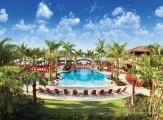 Lush Zero Entry Resort Pool
