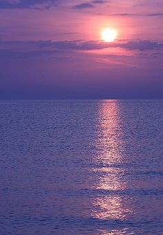 Sunrise Over the Black Sea, Kustenje, Constanta, Romania
