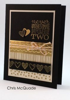 Samples with Occasions Product - other cards in post.  This one uses Language of Love, Gold Foil and Watercolor Wonder Washi Tape, Gold wrapped Baker's Twine - also uses Yippee Skippee from the Annual Catalog.