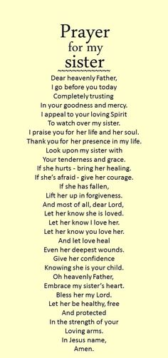 For my twin sisters, D&D. Prayers For Sister, Sister Prayer, My Sister, Quick View Bible, Inspirational Qoutes, My Lord, Lord And Savior, Spiritual Words, Word Of Faith