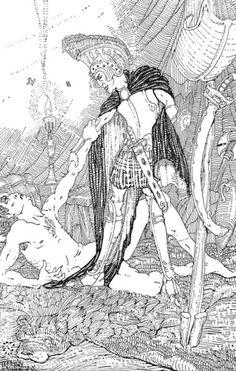 Gustave Flaubert, from Salammbô Tumblr, Book Illustrations, Books, Art, Art Background, Libros, Book, Kunst, Performing Arts