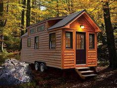 Super Insulated Custom Tiny House (cedar sided RV) R-38