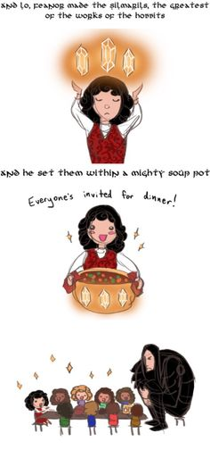 what if hobbits were the firstborn of illuvatar by Snartha