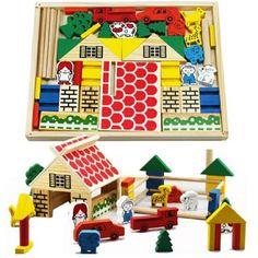 Joc creativ de Constructie din cuburi de lemn, contine cuburi din lemn in diferite forme si culori   -Dezvolta inteligenta  -Stimuleaza creativitatea si imaginatia copilului. Toy Story, Advent Calendar, Toys, Holiday Decor, Creative, Home Decor, Activity Toys, Decoration Home, Room Decor
