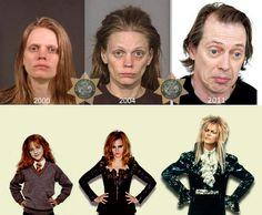buscemi and bowie. best x 2.
