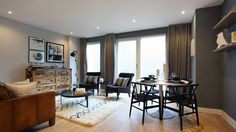Suna Interior Design | Show homes | East thames prospect east