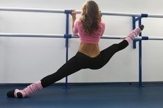 At-Home Barre Workout - Read More at SpryLiving.com