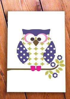 1318. Otto Owl.