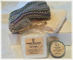 Men Spa gift set-Christmas gift idea 4 great scents