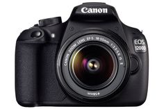Canon EOS 1200D (T5) DSLR Camera with 18-55mm Lens