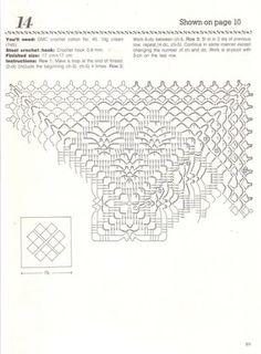 Nihon Vogue Fancy Crochet Lace - רחל ברעם - Веб-альбомы Picasa