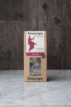 Tea Pigs - chai tea