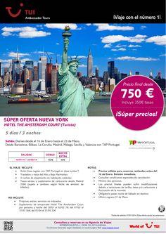 ¡Súper precios! Oferta Nueva York - Hotel The Amsterdam Court. Precio final desde 750€ ultimo minuto - http://zocotours.com/super-precios-oferta-nueva-york-hotel-the-amsterdam-court-precio-final-desde-750e-ultimo-minuto/