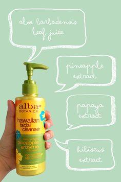 Alba Botanica Hawaiian Facial Cleanser Review | Chloe Cake - Lifestyle, Beauty, Travel