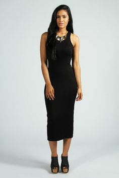 Club meets work dress. Dress it up or down to suit the occasion.