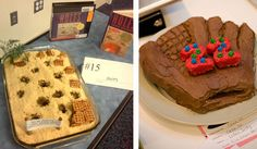 Holes and Catch 22- Northwest Library Hosts Edible Books Contest — ColumbusUnderground.com