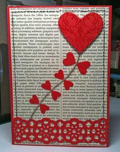 15 Best Handmade Valentine Card Ideas (12)