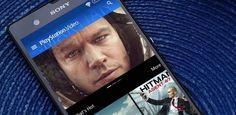 Sony lanza Play Station Video en Android con limitaciones