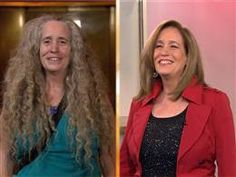Love before and after pics! Check these out at http://omglifestyle.com/today-show-ambush-makeovers/