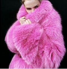Pink Fun Fur.