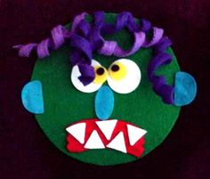 Your place to buy and sell all things handmade Flannel Board Stories, Felt Board Stories, Felt Stories, Big Green Monster, Green Monsters, Early Literacy, Learning Colors, Early Childhood Education, Literacy Activities
