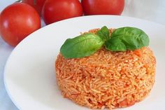 Tomatenreis von Sinja78 | Chefkoch Grains, Rice, Food, Rice Cereal, Browning, Side Plates, Father, Food Portions, Easy Meals