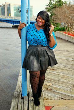 Musings of a Curvy Lady Fashion Blogger #plussize #curv y #womensfashion